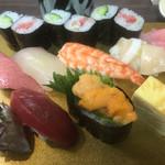 松芳寿司 - 特上にぎり/¥2200