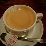 シエスタ - コーヒー。