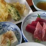 レストラン富士 - A定食の主菜