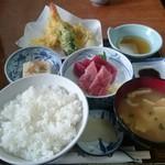 レストラン富士 - A定食 870円