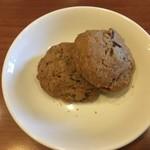 エスプレッソ ファクトリー - チョコチップクッキー
