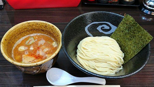 四ツ谷麺処スージーハウス - スージーハウス @四ツ谷 辛味つけ麺 200g 税込850円 辛さは普通で