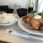 キッチンぽっと - ランチ「C」セット700円(17'01)