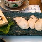 薬zen拓 - しゃぶしゃぶ用のぷりぷり牡蠣