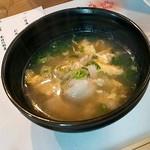 薬zen拓 - 牡蠣雑炊