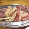 なにわ塩焼肉 にく舞台 - 料理写真:焼肉5種盛り