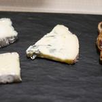 SUGALABO - チーズ盛り合わせ