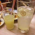 61829357 - チューハイ+レモン。