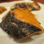 近為 - 鮭味噌漬焼きアップ