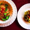 ZEN - 料理写真:大変お得な「パスタとお肉のコース」