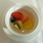 箱根ハイランドホテル ラ・フォーレ - 果物のコンポート