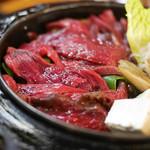 61831399 - 肉なべ ¥1,250