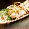 なだ万 - 料理写真:鯛の姿焼き☆