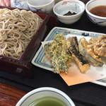 Echigoya - ランチ野菜もり 大盛り