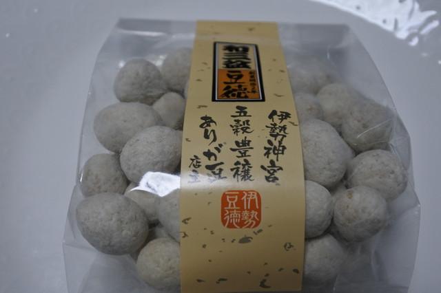 伊勢豆徳 - 和三盆糖豆@308