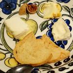 レストラン タイラ - チーズ盛合せ