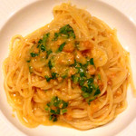 レストラン タイラ - ウニのスパゲティー