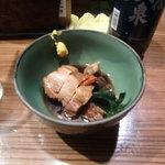 亀は萬年 - 豚の角煮