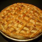 UQAN - 手作りで、林檎がぎっしりはいってます。甘さ控えめ。アイストッピングできます。