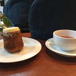 マーガレットハウエルショップアンドカフェ - キャロットケーキ