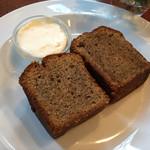 マーガレットハウエルショップアンドカフェ - パウンドケーキ