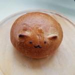 庭のパン屋さん - 「ネコさん(カスタード)」