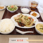中国料理 桃花園 - ランチ