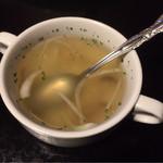 時間無制限食べ飲み放題 和奏 - スープ