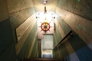 旅×DINING ROUTE ZERO - 階段