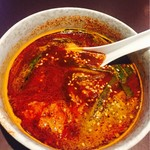 金沢焼肉楽処 万場 - スープ