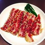 金沢焼肉楽処 万場 - ハラミ
