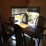 上海μ - お隣のテーブル席