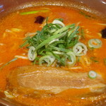 味噌麺処 伝蔵 渋谷センター街店 - 辛味噌ラーメン