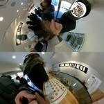 吉田パン - 店内ではじっくり悩んでゆっくり待ちましょう(笑)