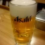 立呑み 龍馬 - 生ビール:390円