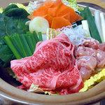 相撲料理 神雷 - 料理写真:ミックスちゃんこ鍋