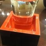 61850577 - 日本酒から侍 アップグレードで 1100円→ 1300円