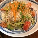 大衆呑み処 大和 - 豆腐サラダ