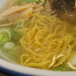 61851031 - 麺のアップ