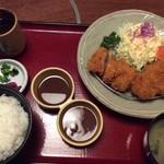 北斗七星 - ヒレカツ定食