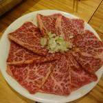 近江牛肉店 - ザブトン