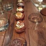 La pascade - 料理写真:デザートのプチ・パスカード