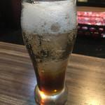 61852859 - 黒酢はちみつソーダ ¥480                       2017/01/9訪問