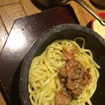 石焼パスタ kiteretsu食堂 -