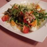 チュイール - 野菜サラダ