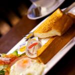 MJB珈琲店 - バランスの良い朝食♪