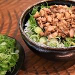 麺屋めん虎 - ランチA(特盛)