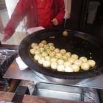 ユンユン - 大きな焼き鍋