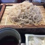 juuwarisobajirou - きたわせそば 900円