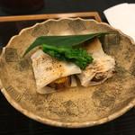 野鶴亭 - 唐墨焼餅